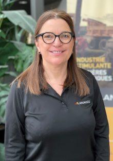 Louise St-André - Superviseure à l'administration et plus de 20 ans de service à son actif